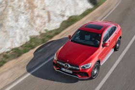 Ver foto 17 de Mercedes GLC Coupé 300 4MATIC AMG Line 2019