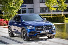Ver foto 6 de Mercedes GLC Coupé 300 4MATIC AMG Line 2019