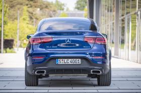Ver foto 12 de Mercedes GLC Coupé 300 4MATIC AMG Line 2019
