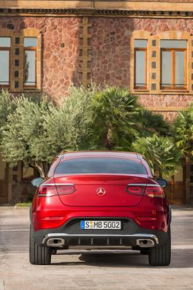 Ver foto 29 de Mercedes GLC Coupé 300 4MATIC AMG Line 2019