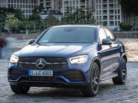 Mercedes Clase GLC Glc Coupé 300e 4matic