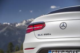 Ver foto 12 de Mercedes CLC Coupe 350 e 2017