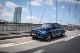 Ver foto 5 de Mercedes GLC Coupé 300 4MATIC AMG Line 2019