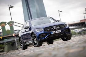 Ver foto 2 de Mercedes GLC Coupé 300 4MATIC AMG Line 2019