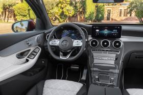Ver foto 39 de Mercedes GLC Coupé 300 4MATIC AMG Line 2019