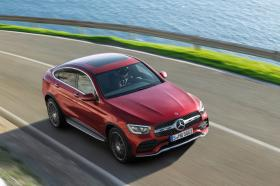 Ver foto 18 de Mercedes GLC Coupé 300 4MATIC AMG Line 2019
