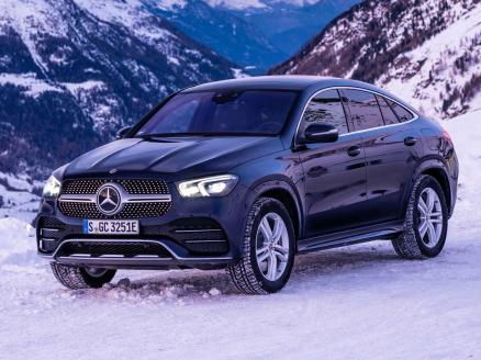 Mercedes Clase GLE Gle Coupé 350e 4matic Aut.