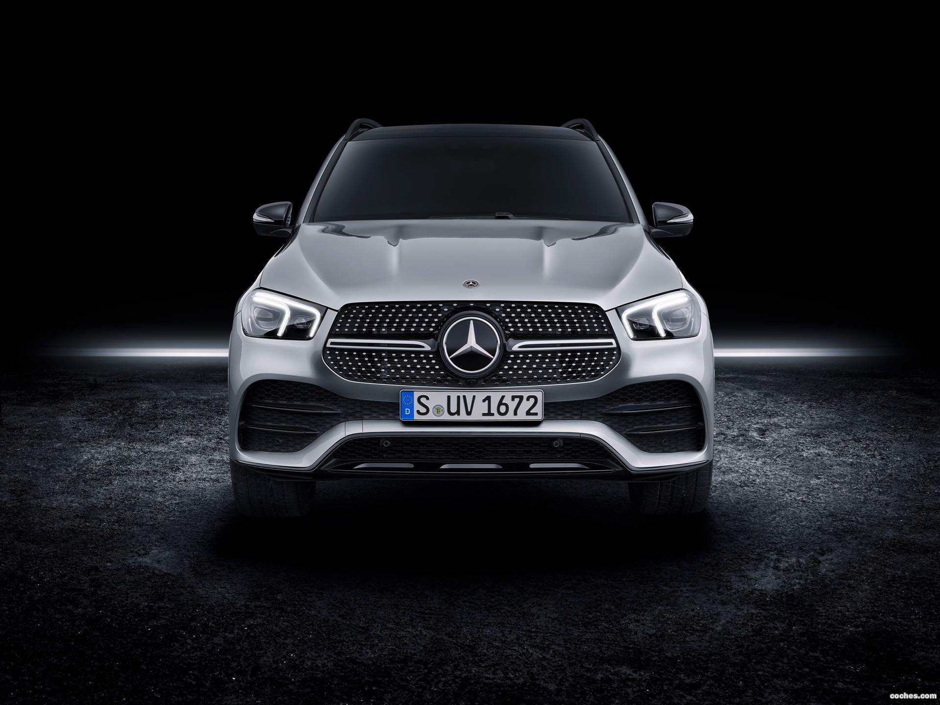 Foto 8 de Mercedes Clase GLE 450 4MATIC 2019