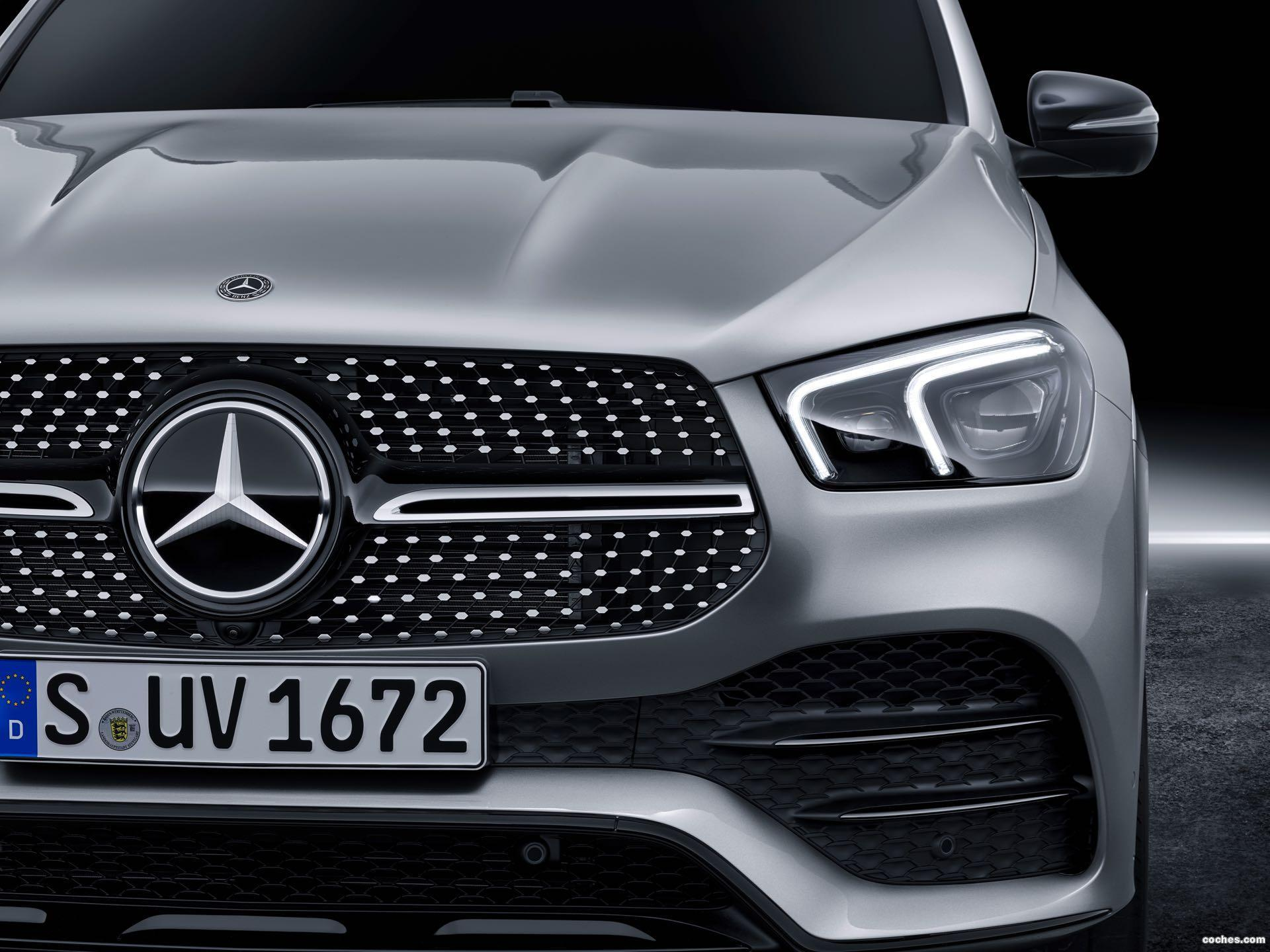 Foto 9 de Mercedes Clase GLE 450 4MATIC 2019