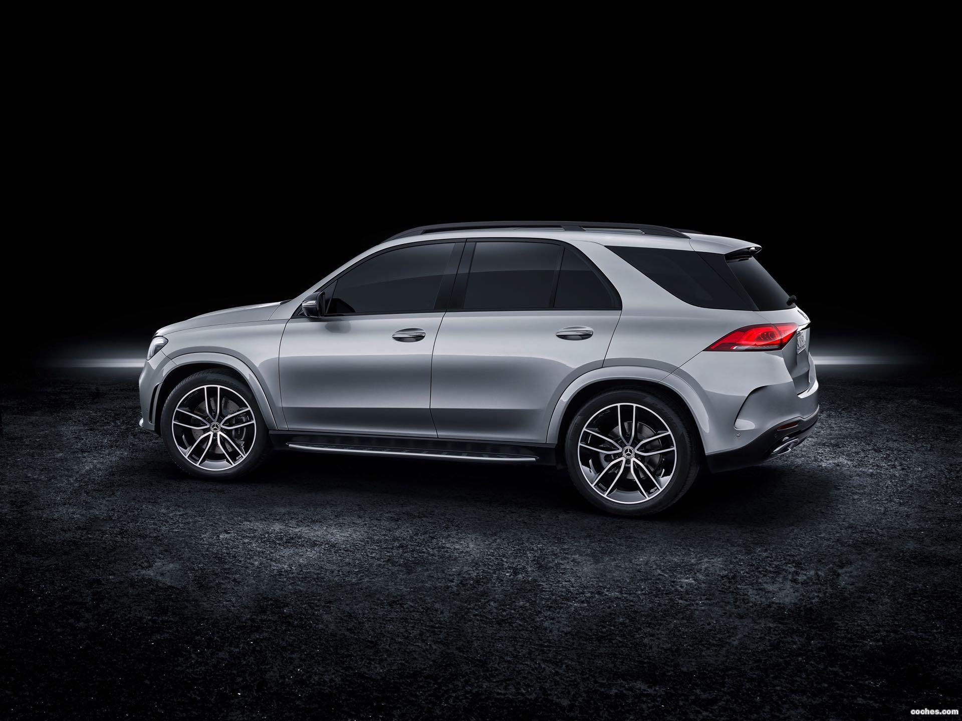 Foto 10 de Mercedes Clase GLE 450 4MATIC 2019