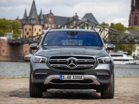 Ver foto 1 de Mercedes GLE 350 de 4MATIC (V167) 2019