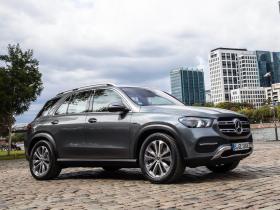 Ver foto 6 de Mercedes GLE 350 de 4MATIC (V167) 2019