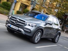 Ver foto 2 de Mercedes GLE 350 de 4MATIC (V167) 2019