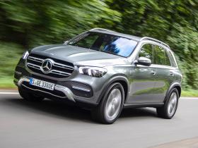 Ver foto 15 de Mercedes GLE 350 de 4MATIC (V167) 2019