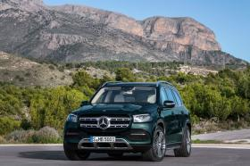 Ver foto 38 de Mercedes Clase GLS AMG Line 2019