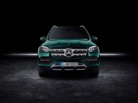 Ver foto 2 de Mercedes Clase GLS AMG Line 2019
