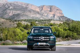 Ver foto 36 de Mercedes Clase GLS AMG Line 2019