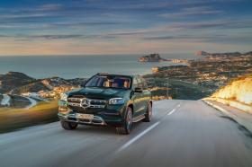 Ver foto 46 de Mercedes Clase GLS AMG Line 2019