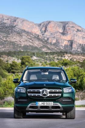 Ver foto 37 de Mercedes Clase GLS AMG Line 2019