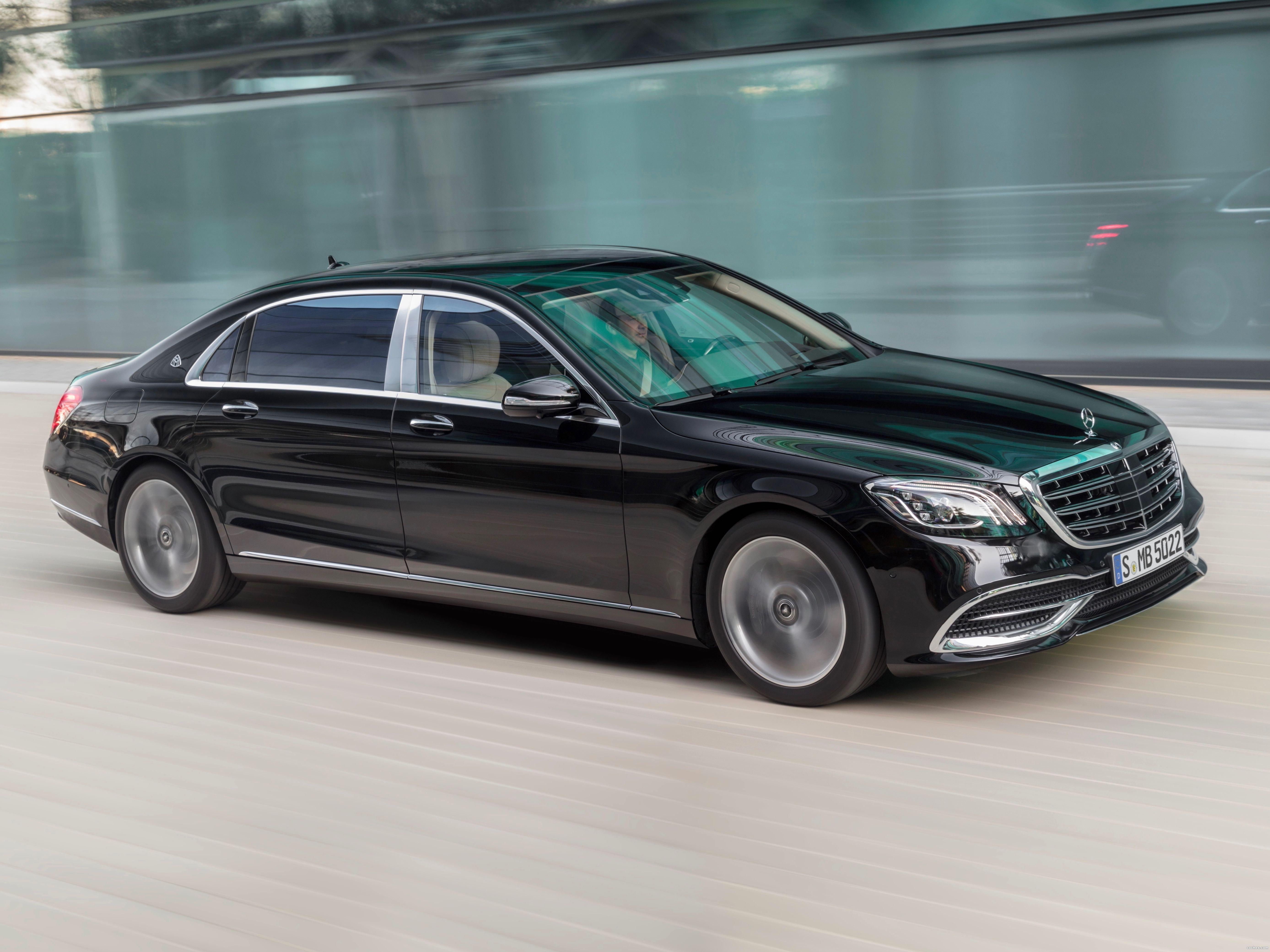 Foto 0 de Mercedes Maybach Clase S S 560 4MATIC 2017