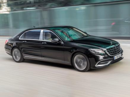 Mercedes Clase S Maybach S 560 Aut.