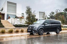 Ver foto 1 de Mercedes Clase V 300 d 4MATIC AMG Line 2019