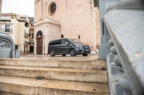 Ver foto 6 de Mercedes Clase V 300 d 4MATIC AMG Line 2019