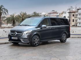 Mercedes Clase V V 220d Compacto Rise
