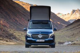 Ver foto 14 de Mercedes Marco Polo (W447)  2019
