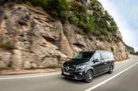 Ver foto 4 de Mercedes Clase V 300 d 4MATIC AMG Line 2019