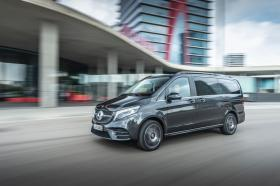 Ver foto 10 de Mercedes Clase V 300 d 4MATIC AMG Line 2019