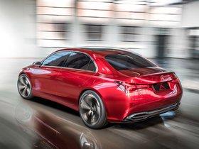 Ver foto 6 de Mercedes Concept A Sedan 2017