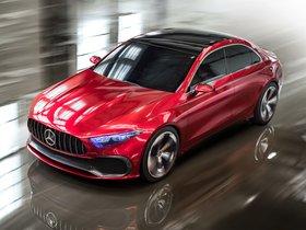 Ver foto 2 de Mercedes Concept A Sedan 2017