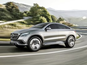 Ver foto 22 de Mercedes Concept Coupe SUV 2014