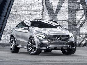 Ver foto 13 de Mercedes Concept Coupe SUV 2014