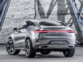 Ver foto 12 de Mercedes Concept Coupe SUV 2014