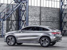 Ver foto 11 de Mercedes Concept Coupe SUV 2014