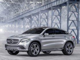 Ver foto 10 de Mercedes Concept Coupe SUV 2014