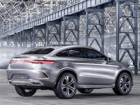 Ver foto 9 de Mercedes Concept Coupe SUV 2014