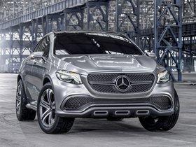 Ver foto 8 de Mercedes Concept Coupe SUV 2014