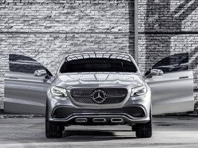 Ver foto 7 de Mercedes Concept Coupe SUV 2014