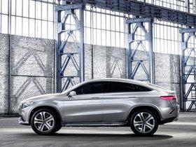 Ver foto 6 de Mercedes Concept Coupe SUV 2014
