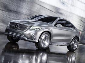 Ver foto 5 de Mercedes Concept Coupe SUV 2014