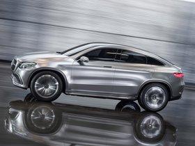 Ver foto 4 de Mercedes Concept Coupe SUV 2014