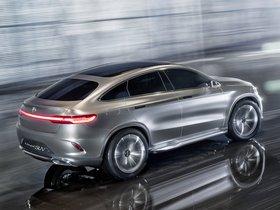 Ver foto 3 de Mercedes Concept Coupe SUV 2014