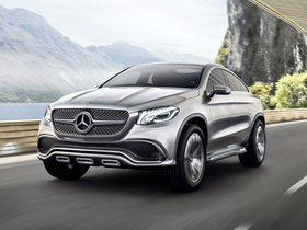 Ver foto 1 de Mercedes Concept Coupe SUV 2014