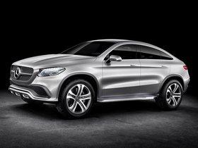 Ver foto 20 de Mercedes Concept Coupe SUV 2014