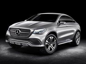 Ver foto 19 de Mercedes Concept Coupe SUV 2014