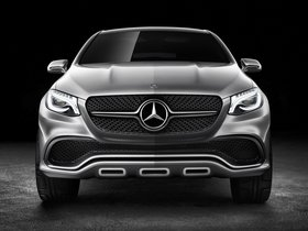 Ver foto 17 de Mercedes Concept Coupe SUV 2014