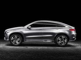 Ver foto 15 de Mercedes Concept Coupe SUV 2014